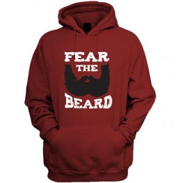Fear The Beard-Hoodie