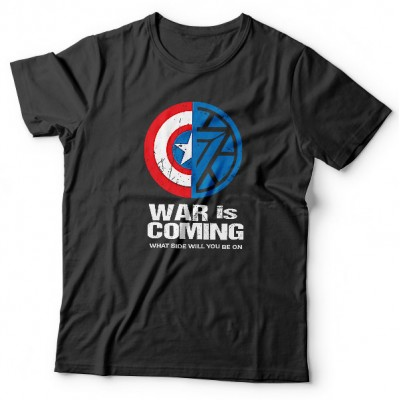 Civil War is Coming T shirt